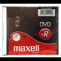 Maxell DVD-R (16X) (4.7 GB) írható DVD normál tokos