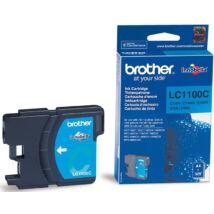 Brother LC1100 CY cián kék (CY-Cyan) eredeti (gyári, új) tintapatron
