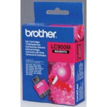 Brother LC900 MG bíbor (piros) (MG-Magenta) eredeti (gyári, új) tintapatron