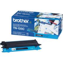 Brother TN-135 CY cián (kék) (CY-Cyan) nagy kapacitású eredeti (gyári, új) toner