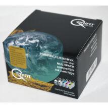 Canon CLI-526 BCMY PGI-525 BK CHIP Pack kompatibilis (utángyártott) tintapatron