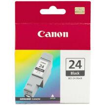 Canon BCI-24 BK fekete (BK-Black) eredeti (gyári, új) tintapatron