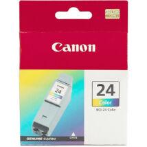 Canon BCI-24 C színes (C-Color) eredeti (gyári, új) tintapatron