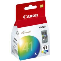 Canon CL-41 színes (C-Color)  eredeti (gyári, új) tintapatron