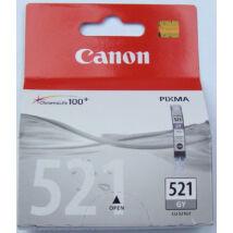 Canon CLI-521 Gray szürke (GY-Gray) eredeti (gyári, új) tintapatron