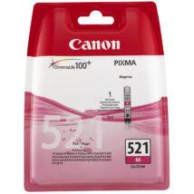 Canon CLI-521 MG Magenta (MG - Magenta) eredeti (gyári, új) tintapatron