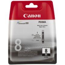 Canon CLI-8 BK fekete (BK-Black) eredeti (gyári, új) tintapatron