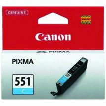 Canon CLI-551 CY cián kék (CY-Cyan) eredeti (gyári, új) tintapatron