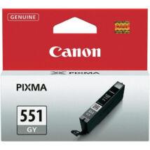 Canon CLI-551 GY szürke (GY-Gray) eredeti (gyári, új) tintapatron