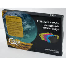 Epson T1285 BCMY Multipack kompatibilis (utángyártott) tintapatron