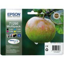 Epson T1295 BCMY Multipack eredeti (gyári, új) tintapatron