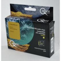 Canon PGI-2500 YL XL sárga (YL-Yellow) nagy kapacitású kompatibilis (utángyártott) tintapatron