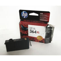 !AKCIÓS! HP CB322AE (No.364) XL PB fotó fekete (PB-Photo Black) nagy kapacitású eredeti (gyári) tintapatron (bontott))