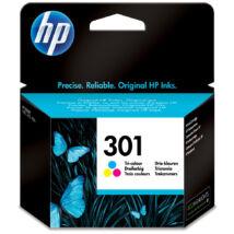 HP CH562EE (No.301 C) színes (C-Color) eredeti (gyári, új) tintapatron