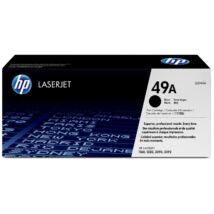 HP Q5949A (No.49A) BK fekete (BK-Black) eredeti (gyári, új) toner