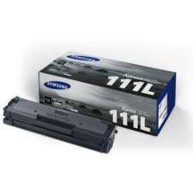 Samsung MLT-D111L (SL-M2022,2022W) BK fekete (BK-Black) nagy kapacitású eredeti (gyári, új) toner