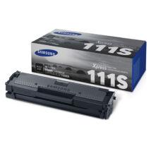 Samsung MLT-D111S (SL-M2022,2022W) BK fekete (BK-Black) eredeti (gyári, új) toner