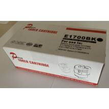 !LEÉRTÉKELT!  Epson C1700 BK fekete (BK-Black) kompatibilis (utángyártott) toner