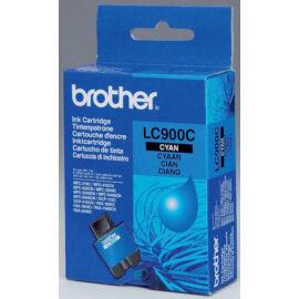 Brother LC900 CY cián kék (CY-Cyan) eredeti (gyári, új) tintapatron