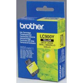 Brother LC900 YL sárga (YL-Yellow) eredeti (gyári, új) tintapatron