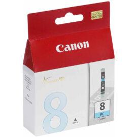 Canon CLI-8 PC fotó cián (PC-Photo Cyan) eredeti (gyári, új) tintapatron
