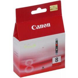 Canon CLI-8 R piros (R-Red) eredeti (gyári, új) tintapatron