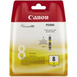 Canon CLI-8 YL sárga (YL-Yellow) eredeti (gyári, új) tintapatron