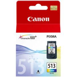 Canon CL-513 színes (C-Color) nagy kapacitású eredeti (gyári, új) tintapatron