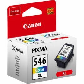 Canon CL-546 C XL színes (C-Color) nagy kapacitású eredeti (gyári, új) tintapatron