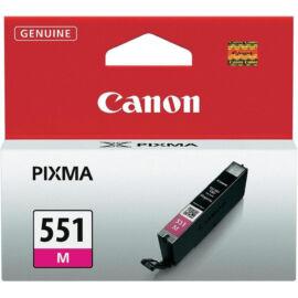 Canon CLI-551 MG bíbor (piros) (MG-Magenta) eredeti (gyári, új) tintapatron