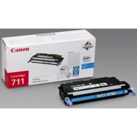 Canon CRG-711 CY cián (kék) (CY-Cyan) eredeti (gyári, új) toner