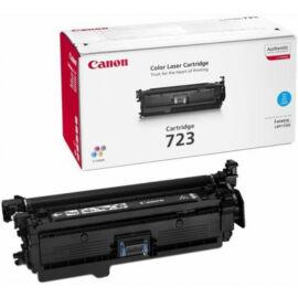 Canon CRG-723 CY cián (kék) (CY-Cyan) eredeti (gyári, új) toner