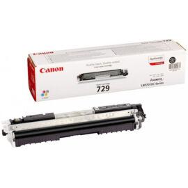 Canon CRG-729 BK fekete (BK-Black) eredeti (gyári, új) toner
