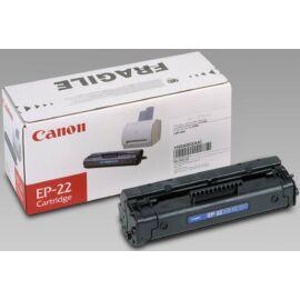 Canon EP-22 BK fekete (BK-Black) eredeti (gyári, új) toner