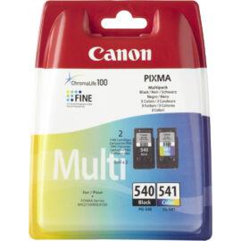 Canon PG-540 + CL-541 fekete és színes (BK-Color) eredeti (gyári, új) multipack