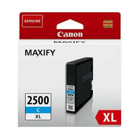 Canon PGI-2500 CY XL cián kék (CY-Cyan) nagy kapacitású eredeti (gyári, új) tintapatron