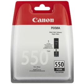 Canon PGI-550 BK fekete (BK-Black) eredeti (gyári, új) tintapatron