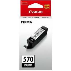 Canon PGI-570 BK fekete (BK-Black) eredeti (gyári, új) tintapatron