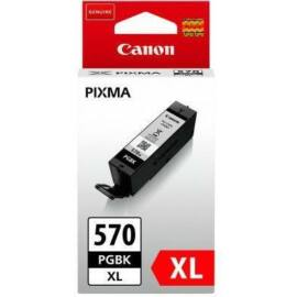 Canon PGI-570 BK XL fekete (BK-Black) nagy kapacitású eredeti (gyári, új) tintapatron