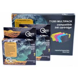 Epson T1281 EcoPack kompatibilis (utángyártott) tintapatron