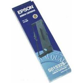 Epson FX 890 (S015329) BK fekete (BK-Black) eredeti (gyári, új) festékszalag