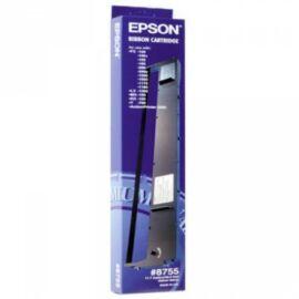 Epson FX 1050 (S015020) (8755) BK fekete (BK-Black) eredeti (gyári, új) festékszalag
