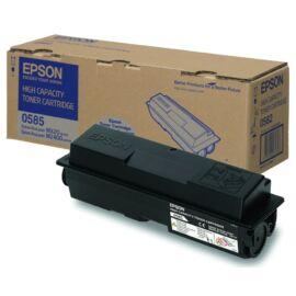 Epson S050585 (M2300 / M2400 / MX20) BK fekete (BK-Black) eredeti (gyári, új) toner