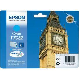 Epson T7032 CY cián (kék) (CY-Cyan) eredeti (gyári, új) tintapatron