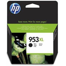 HP L0S70AE (No.953 BK XL) fekete (BK-Black) nagy kapacitású eredeti (gyári, új) tintapatron