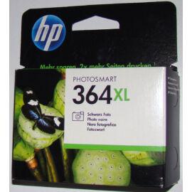 HP CB322AE (No.364) XL PB fotó fekete (PB-Photo Black) nagy kapacitású eredeti (gyári, új) tintapatron
