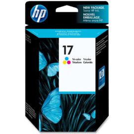 HP C6625A (No.17) színes (C-Color) eredeti (gyári, új) tintapatron