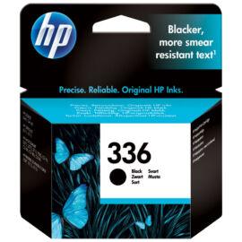 HP C9362EE (No.336) fekete (BK-Black) eredeti (gyári, új) tintapatron