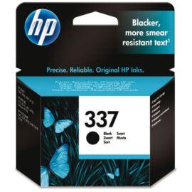 HP C9364EE (No.337) fekete (BK-Black) eredeti (gyári, új) tintapatron