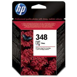 HP C9369EE (No.348) fotó színes (PH-Photo) eredeti (gyári, új) tintapatron